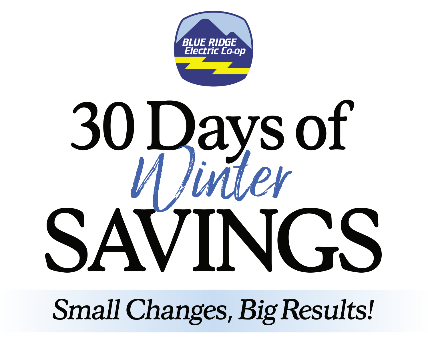 30 Days of Winter Savings